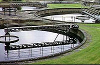 no odour for sewage treatment